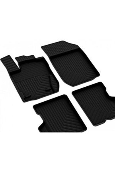 Sahler 4d Paspas Havuzlu Symbol (2013-2018) 5 Prç Siyah Kutulu Orjinal