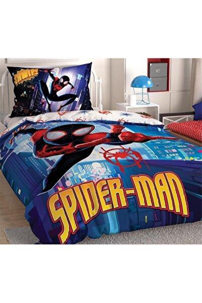 Kristal By Taç Taç Spiderman Into The Spiderverse Tek Kişilik Nevresim Takımı 8693458000295
