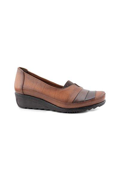 Beta Kadın Kahverengi Ayakkabı