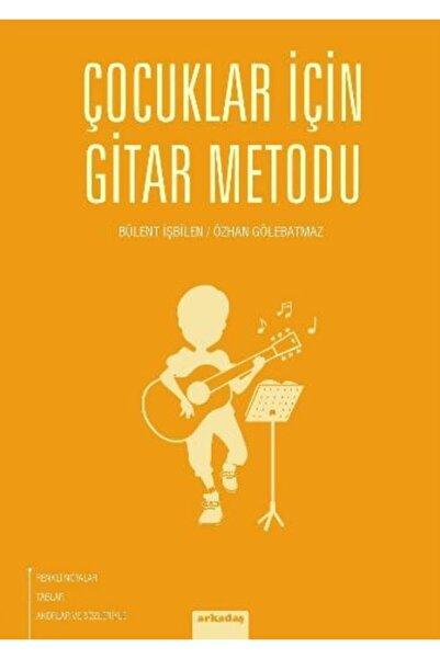 Arkadaş Yayınları Çocuklar Için Gitar Metodu