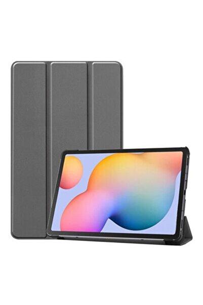 zore Galaxy Tab S6 Lite P610 Smart Cover Standlı 1-1 Kılıf