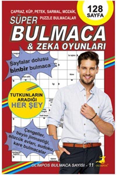 Olimpos Yayınları Süper Bulmaca-zeka Oyunları-11