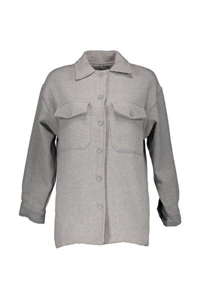 Collezione Kadın Gri Ceket Ucb540850a02