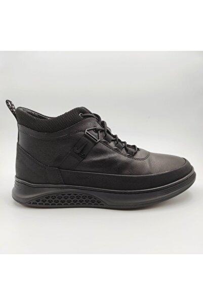 MARCOMEN Erkek Siyah Comfort Casual Ayakkabı