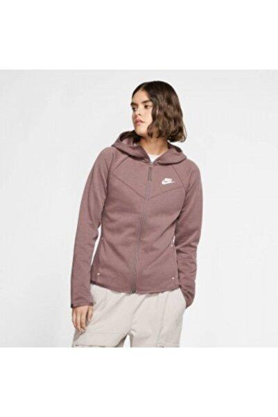Nike Sportswear Hoodie Kadın Spor Ceket