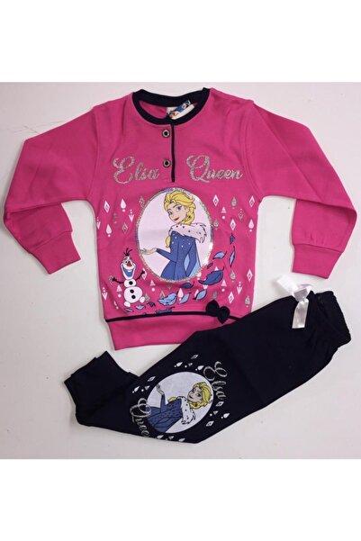 Tarık Kız Çocuk Pembe Pijama Takım