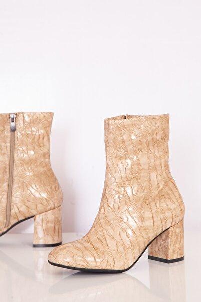 ayakkabıhavuzu Kadın Vizon Bot  1800229