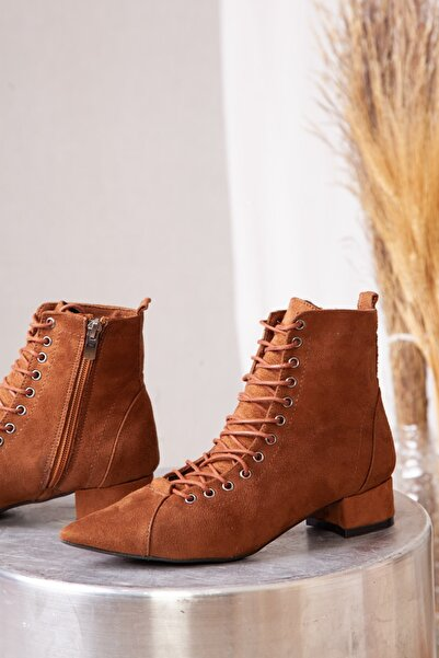 ayakkabıhavuzu Kadın Taba Bot  1800221