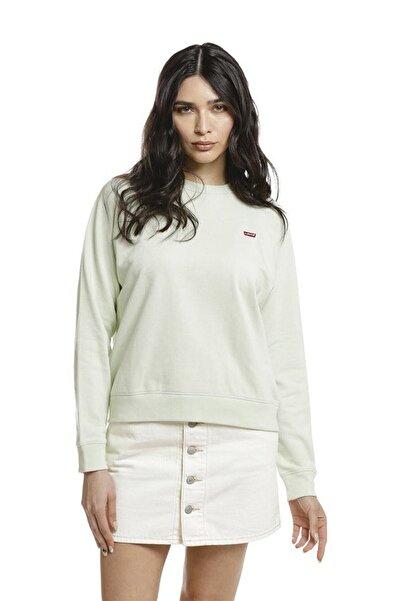 Levi's Kadın Yeşil Sweatshirt 24905 0001