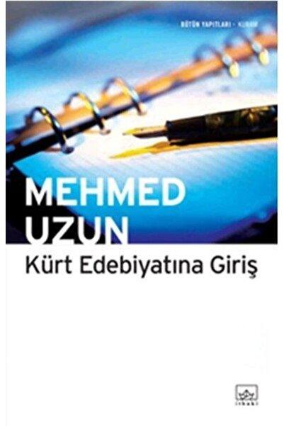 İthaki Yayınları Kürt Edebiyatına Giriş