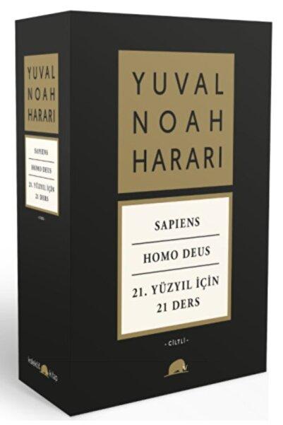 Kolektif Kitap Yuval Noah Harari Seti (ciltli) - - Yuval Noah Harari