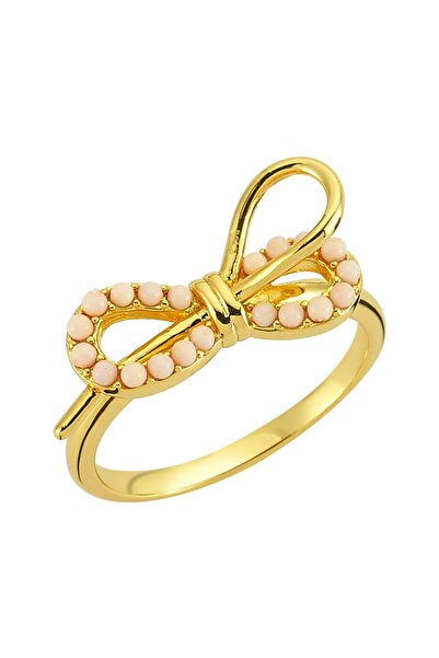 Luzdemia Pearl Ribbon Ring 925