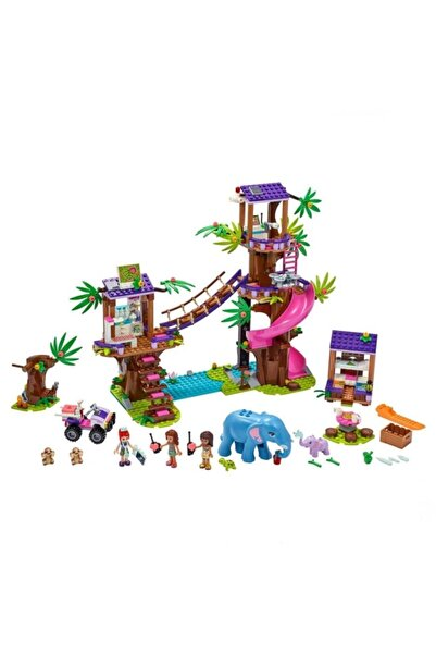 LEGO Friends Orman Kurtarma Istasyonu 41424