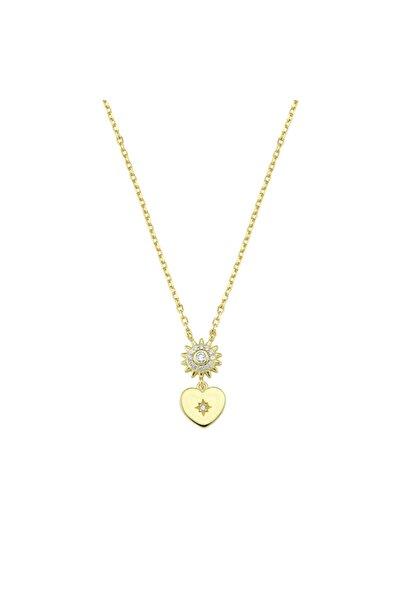Luzdemia Sunny Heart Necklace 925