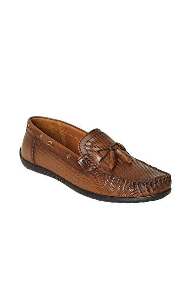 ALTINYILDIZ CLASSICS Erkek Taba Günlük Rahat Loafer Ayakkabı
