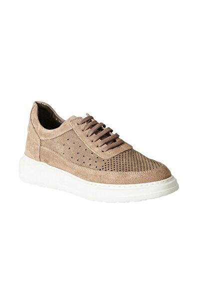 ALTINYILDIZ CLASSICS Erkek Bej Spor Sneaker Ayakkabı