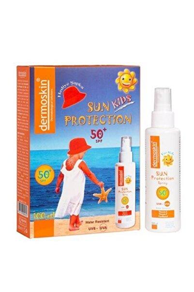 Dermoskin Sun Protection Kids Spf50 - Sapka Hediyeli