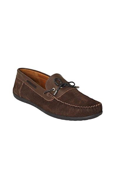 ALTINYILDIZ CLASSICS Erkek Kahverengi Günlük Rahat Loafer Ayakkabı