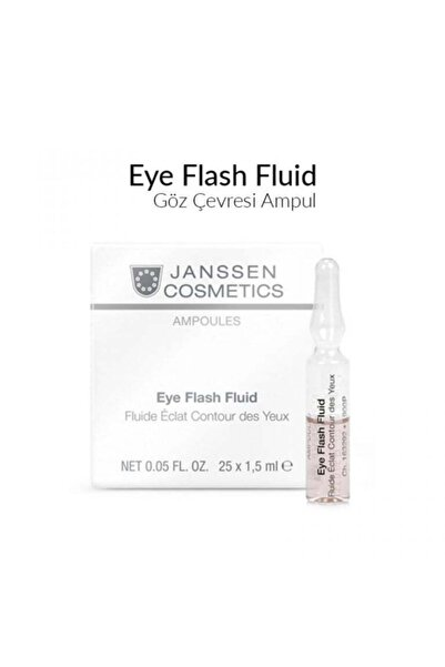 Janssen Eye Flash Fluid Ampul