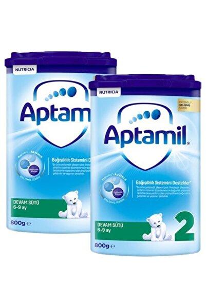 Aptamil Devam Sütü 2 Li Paket 2 800 gr