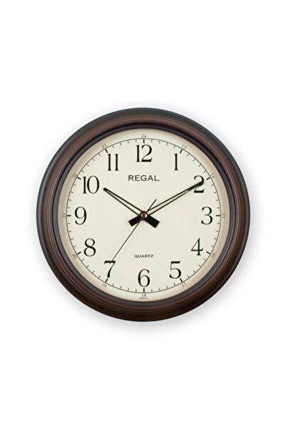 Regal 9103 Aı Ahşap Renk Klasik Duvar Saati