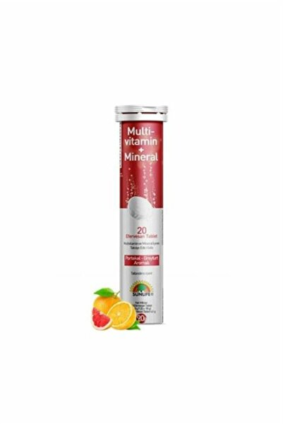 Sunlife Multi Vitamin Mineral 20 Tablet