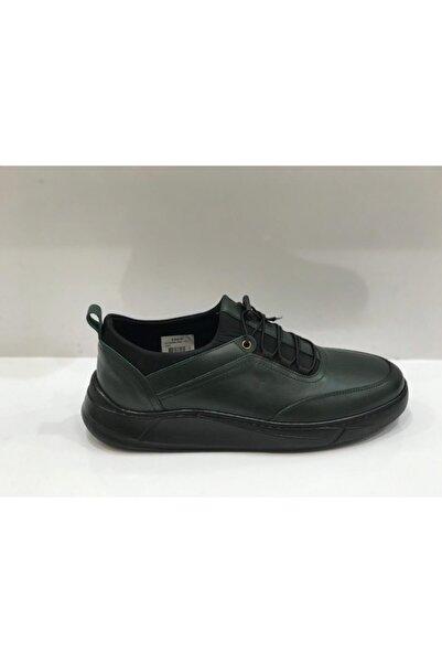 Santa Barbara Polo & Racquet Club Erkek Yeşil Comfort Ayakkabı