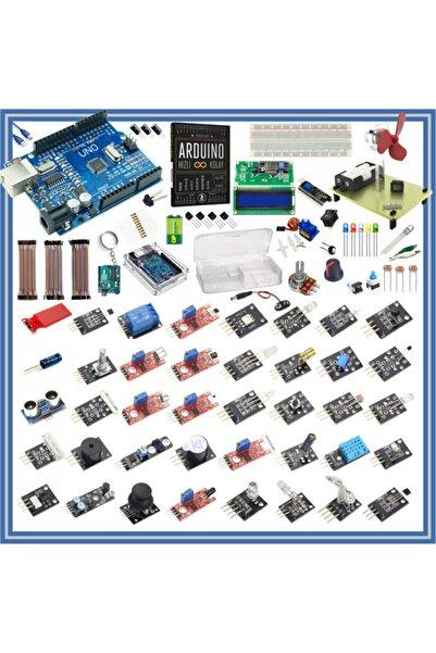 Prototip Arduino Uno R3 ( Ch340g ) Ultra Sensör Seti 106 Parça 313 Adet