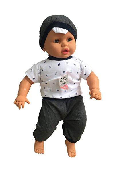 Vardem Oyuncak Büyük Boy Kel Et Bebek Gövdesi Dolgulu Oyun Arkadaşı 60 Cm