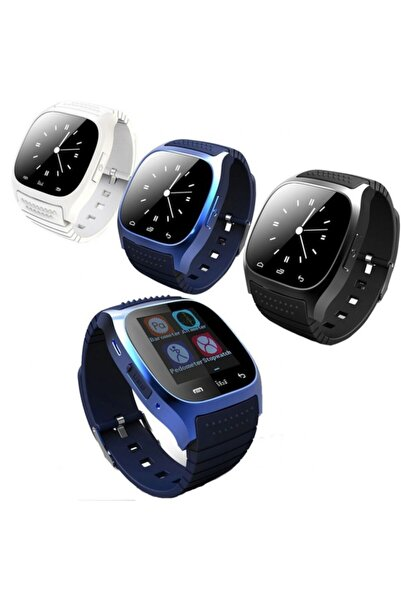 kartalshopping Smart Watch M26 Akıllı Saat Samsung Lg Sony Htc Uyumlu