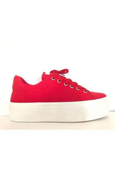 Greyder Kadın Kırmızı Ayakkabı
