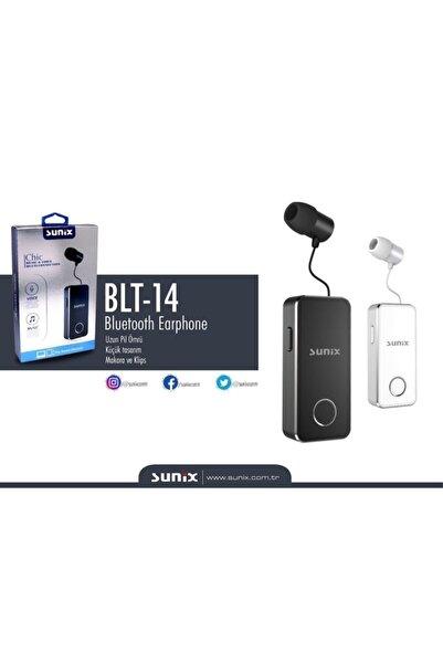 Sunix Blt-14 Makaralı Bluetooth Kulaklık