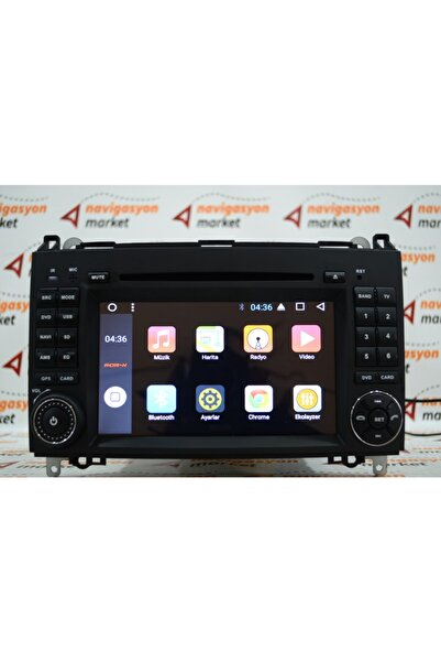 For-X Mercedes Viano Android 2gb Ram Multimedya Navigasyon Oem