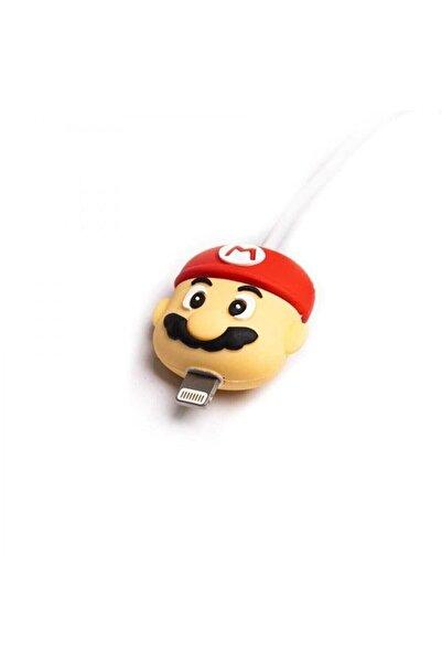 MY MÜRDÜM Kablo Koruyucu Sevimli Super Mario