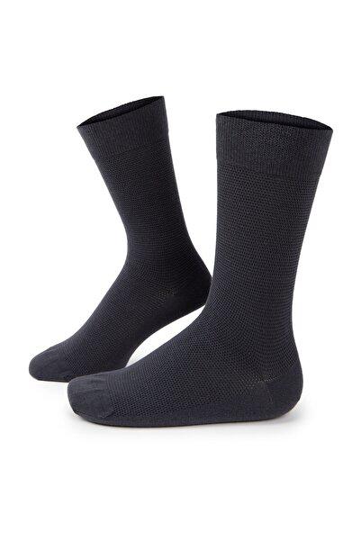 Pierre Cardin Erkek Gri Çorap A021SZ013.OUT.PAK-K20