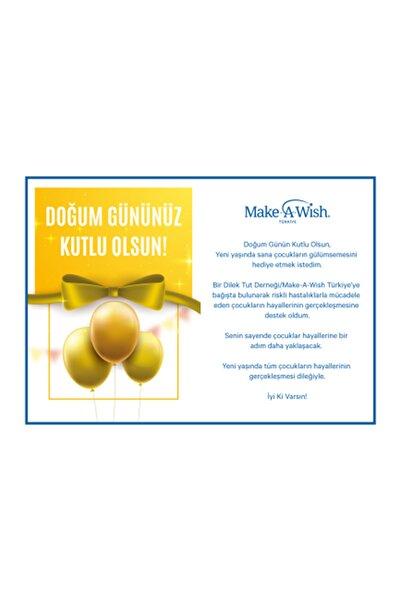 Bir Dilek Tut Derneği BDT- Sarı Balonlu Doğum Günü Sertifikası