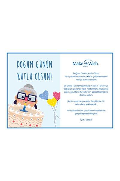 Bir Dilek Tut Derneği BDT - Pasta Temalı Doğum Günü Sertifikası