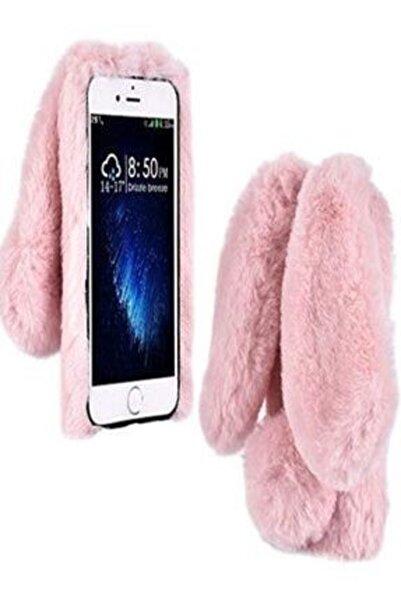 Vefa Lg G4 Tavşan Kulaklı Peluş Kılıf