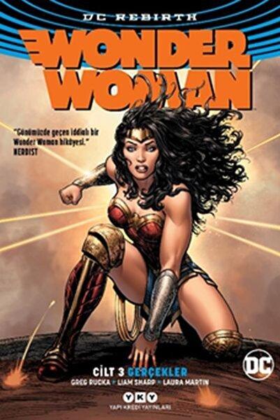 Yapı Kredi Yayınları Wonder Woman Cilt 3 Gerçekler Rebirth