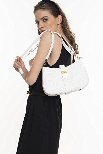 Matthew Cox Kadın Beyaz Çanta T724