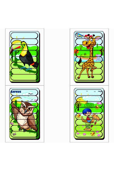 MAKETÇİNİZ 4 Adet Yeni Nesil 3d Çubuk Puzzle Set-6