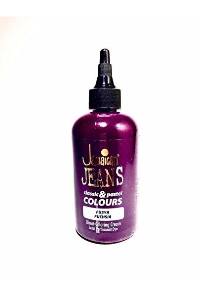 Jamaican Jean's Color Saç Boyası Fuşya Boya1007
