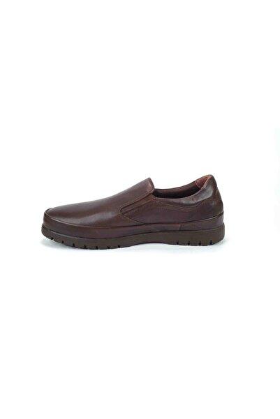 Dockers By Gerli Erkek Kahverengi Deri Bağsız Ayakkabı