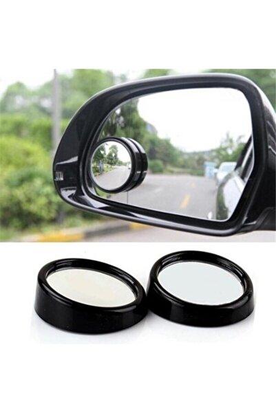 Carub Kör Nokta Ayna Siyah 360 Yuvarlak 2 Li Tk