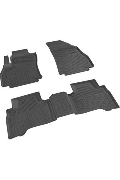Sahler 4d Paspas Havuzlu Ford Focus 2 (2005-2010) 5 Prç Siyah Kutulu Orjinal