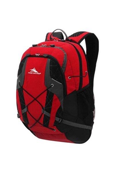 High Sierra Hıgh Sıerra School Backpacs 60207 0923 X41 (0) 26 004 Tunemah Crımson/black/charc