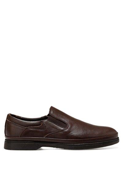 İnci Erkek Kahverengi Akpa Günlük Ayakkabı