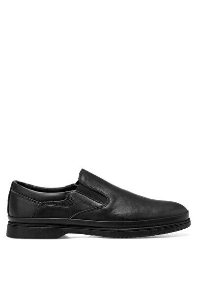 İnci Erkek Siyah Akpa Günlük Ayakkabı