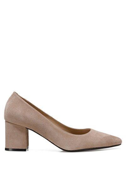 İnci Kadın Vizon Gova Ayakkabı Sırok2