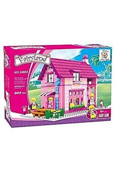 Bircan Oyuncak Lego Bricks 523 Parça Peri Seti